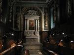 Pembroke College Chapel, Oxford