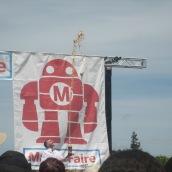 May 17, 2014. EepyBird's Coke Zero and Mentos demonstration!